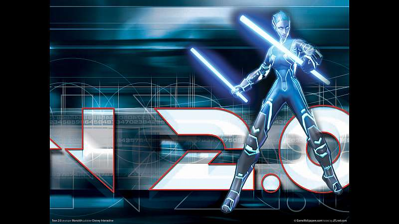 Tron 2.0 wallpaper or background
