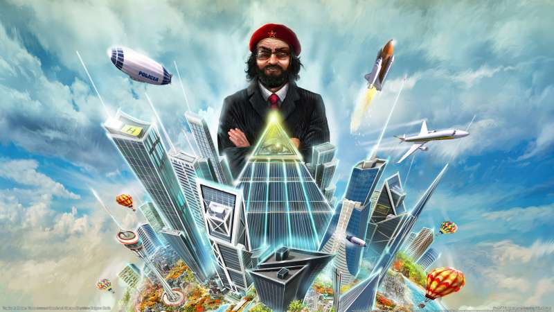 Tropico 4: Modern Times wallpaper or background 01