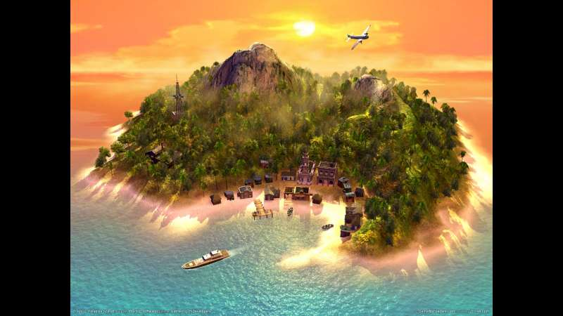 Tropico: Paradise Island wallpaper or background 02