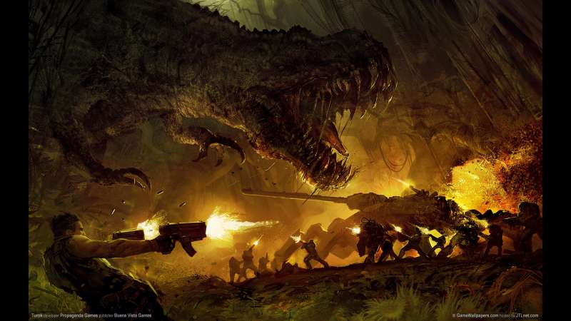 Turok wallpaper or background 01