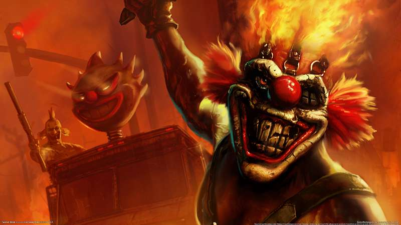 Twisted Metal wallpaper or background