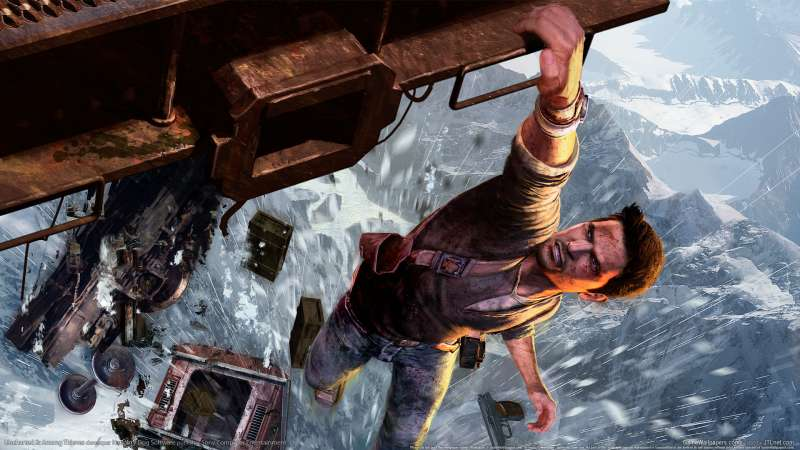 Uncharted 2: Among Thieves wallpaper or background 02