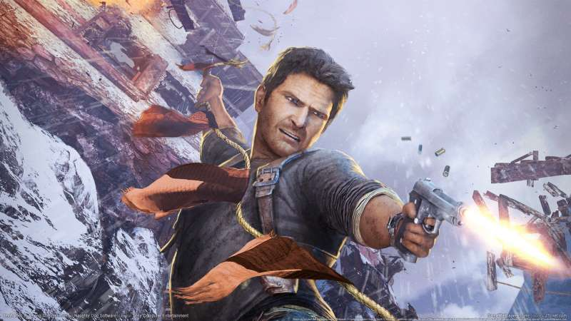 Uncharted 2: Among Thieves wallpaper or background 04