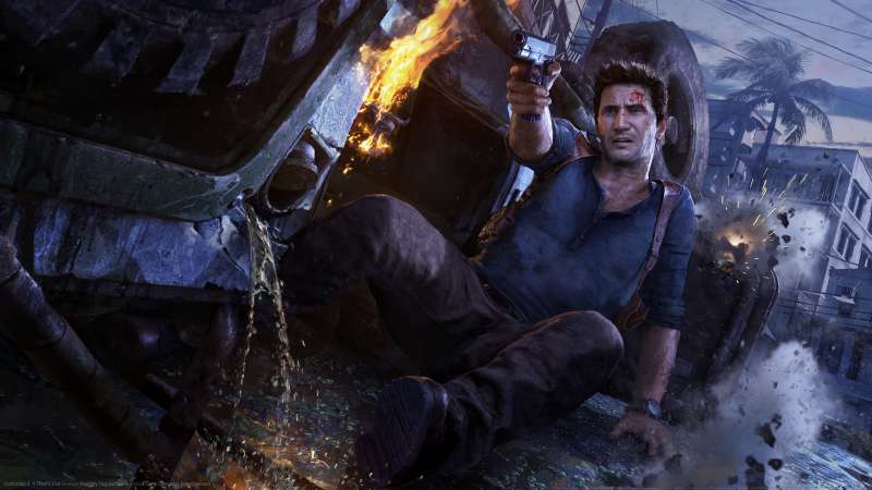 Uncharted 4: A Thief's End wallpaper or background