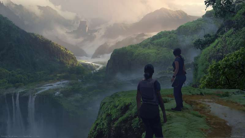 Uncharted: The Lost Legacy wallpaper or background