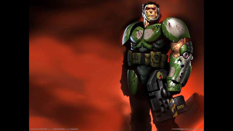 Unreal Tournament 2003 wallpaper or background 03