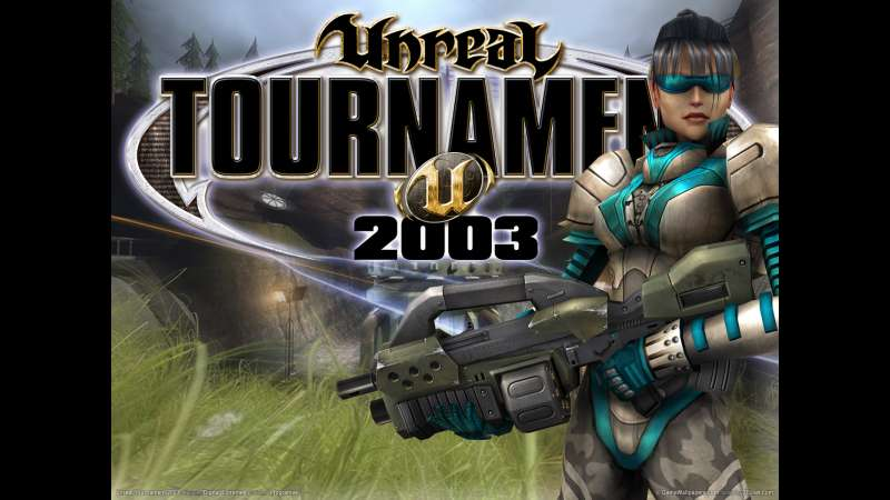 Unreal Tournament 2003 wallpaper or background 04