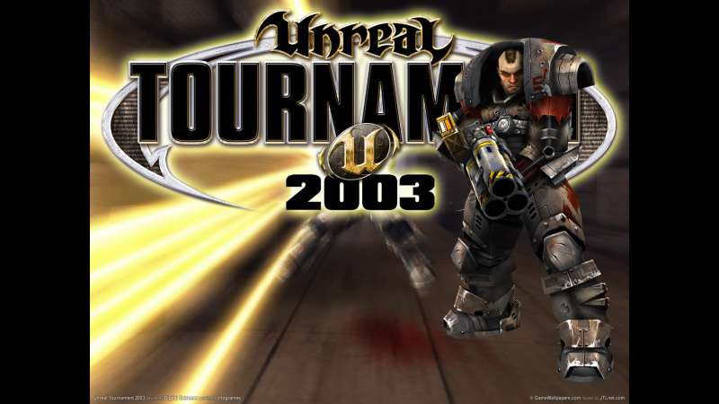 Unreal Tournament 2003 wallpaper or background 05