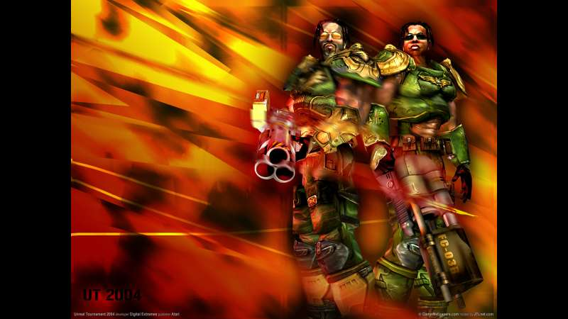 Unreal Tournament 2004 wallpaper or background 01