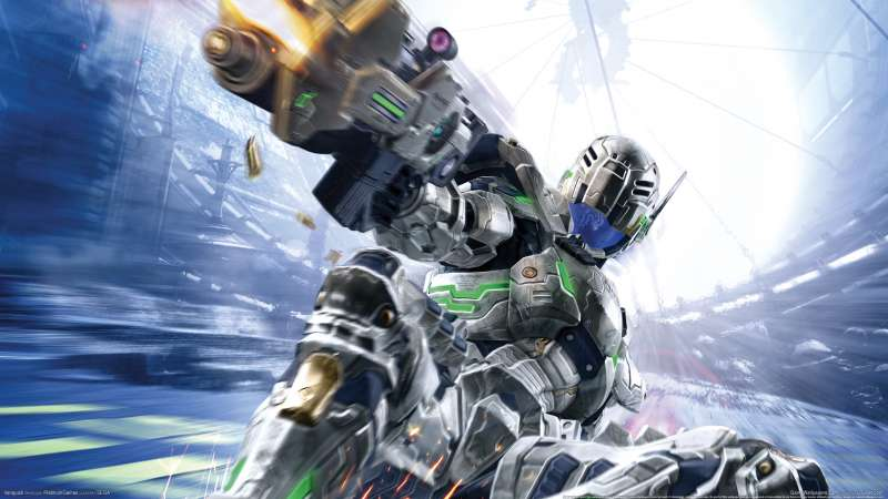 Vanquish wallpaper or background 02
