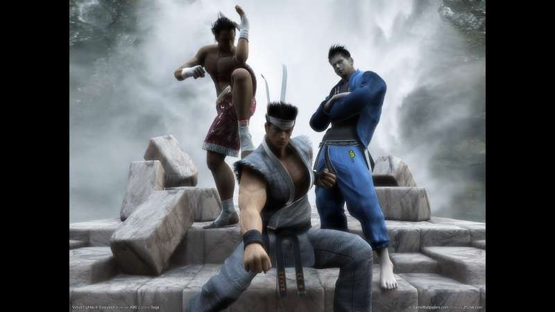 Virtua Fighter 4: Evolution wallpaper or background