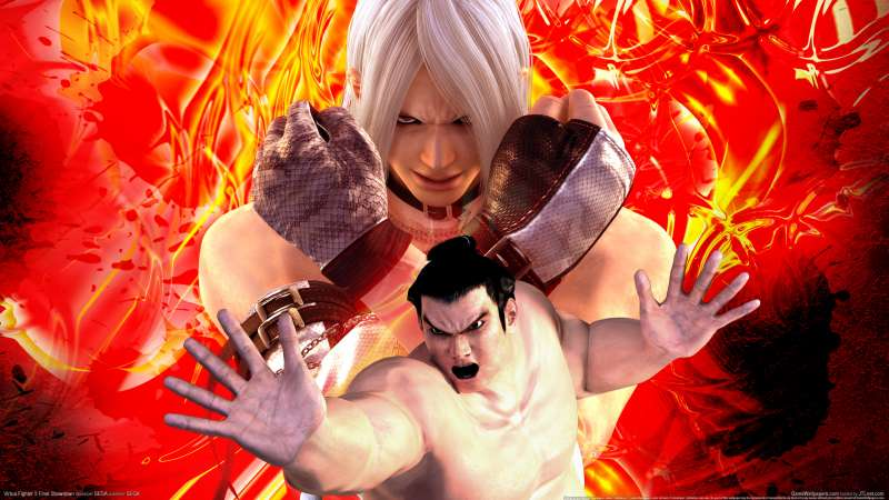 Virtua Fighter 5 Final Showdown wallpaper or background 01