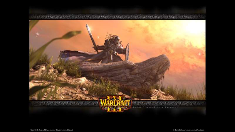 Warcraft 3: Reign of Chaos wallpaper or background 01