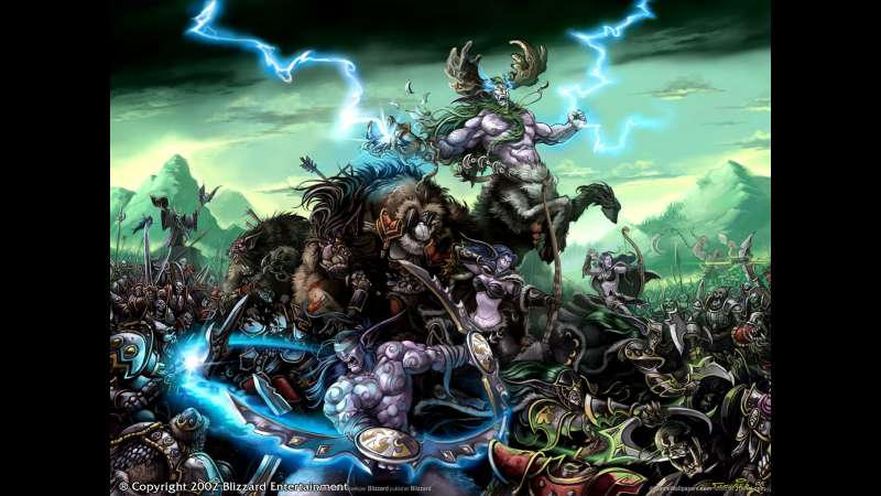 Warcraft 3: Reign of Chaos wallpaper or background 02