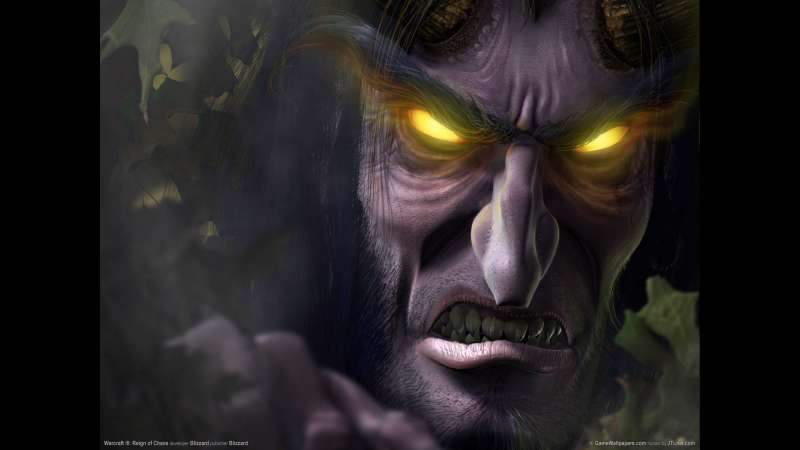 Warcraft 3: Reign of Chaos wallpaper or background 03