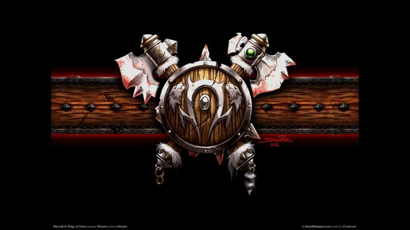 Warcraft 3: Reign of Chaos wallpaper or background 06