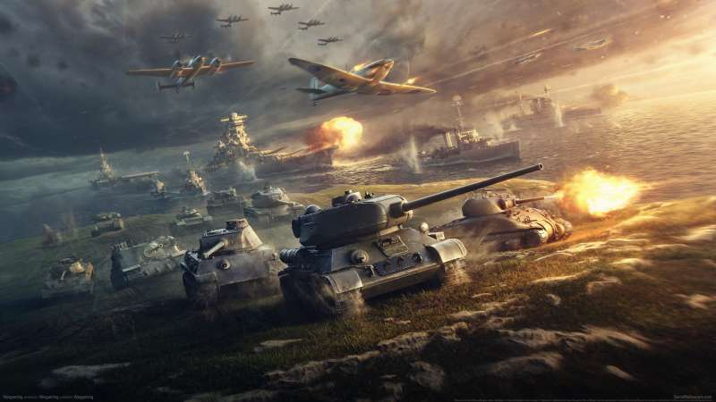 Wargaming wallpaper or background