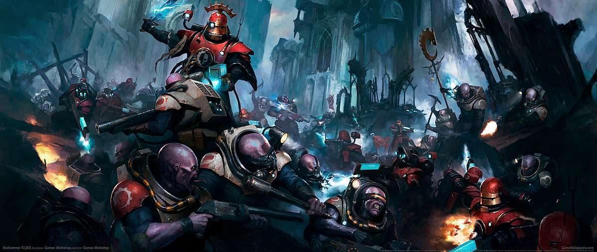 Warhammer 40,000 wallpaper or background