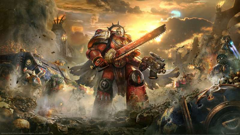 Warhammer 40,000: Eternal Crusade wallpaper or background