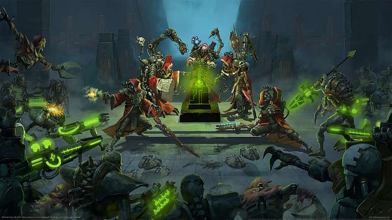 Warhammer 40,000: Mechanicus wallpaper or background