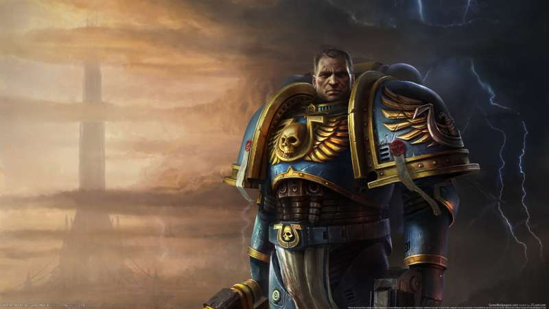 Warhammer 40,000: Space Marine wallpaper or background 04