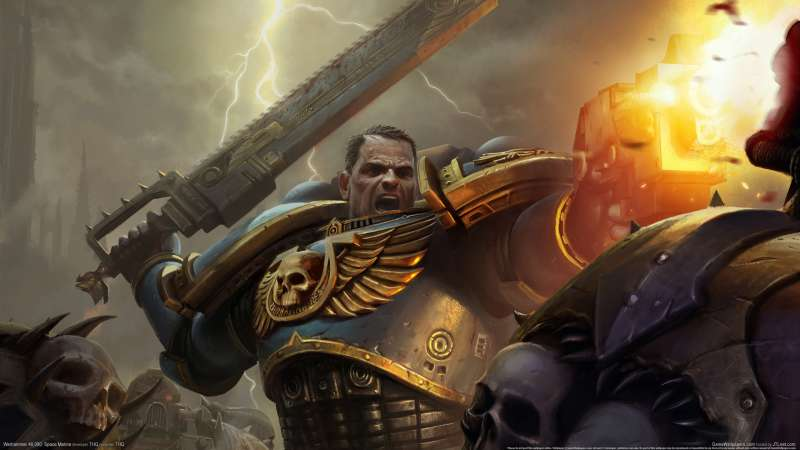 Warhammer 40,000: Space Marine wallpaper or background 05