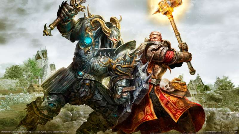 Warhammer Online: Age of Reckoning wallpaper or background 13