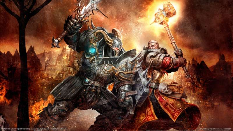 Warhammer Online: Age of Reckoning wallpaper or background 14