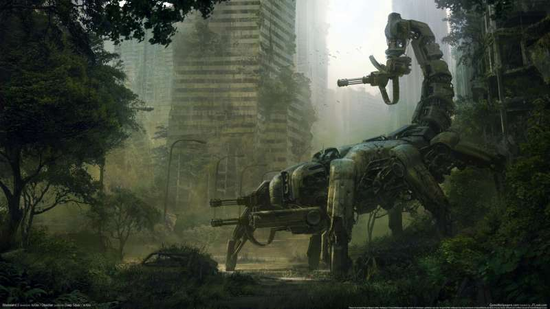 Wasteland 2 wallpaper or background