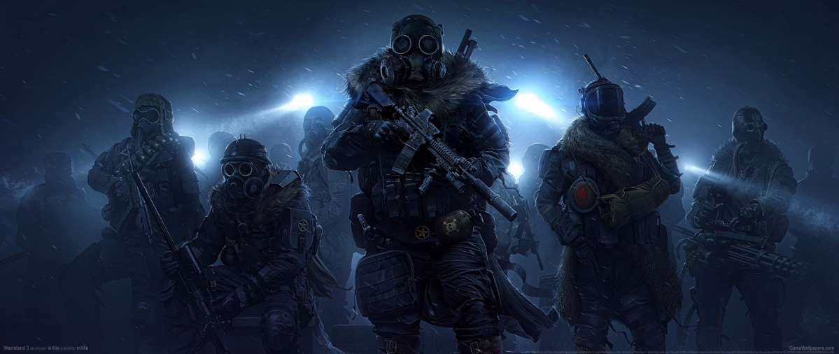 Wasteland 3 wallpaper or background