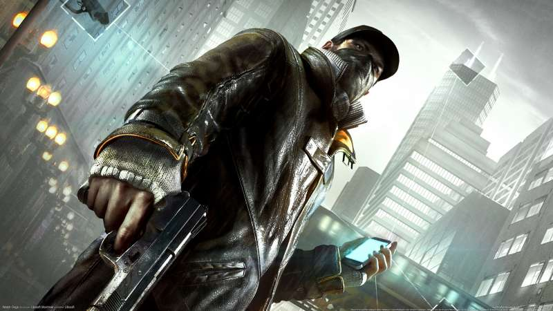 Watch Dogs wallpaper or background 02