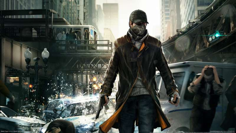 Watch Dogs wallpaper or background 06