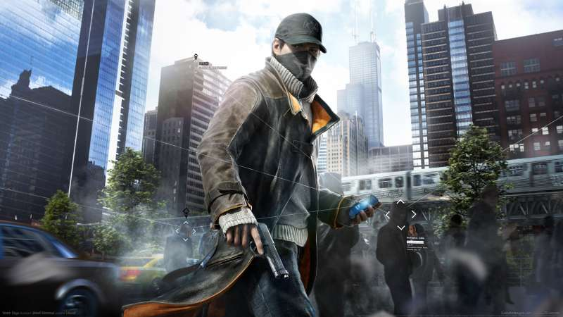 Watch Dogs wallpaper or background 10