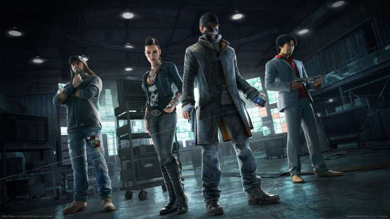 Watch Dogs wallpaper or background