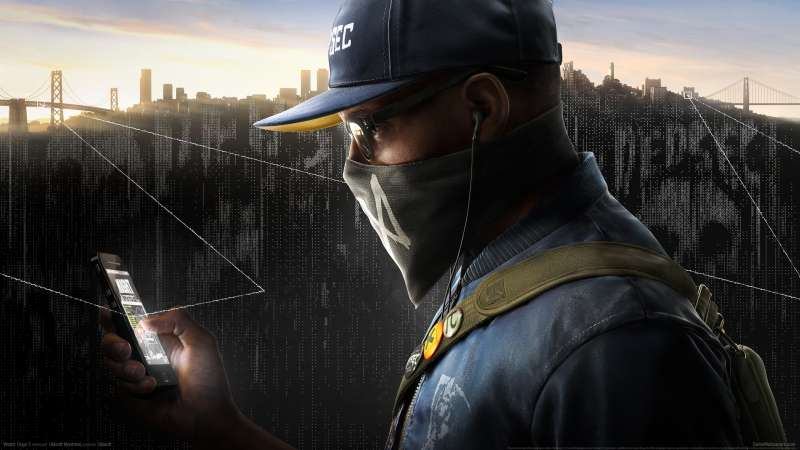 Watch Dogs 2 wallpaper or background 02