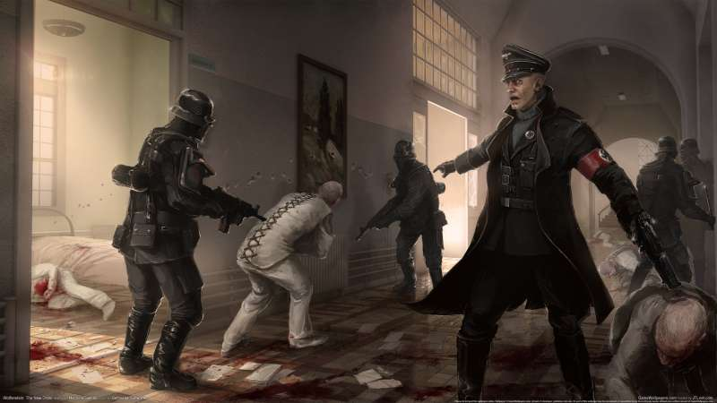 Wolfenstein: The New Order wallpaper or background