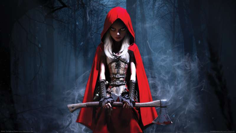 Woolfe: The Redhood Diaries wallpaper or background 01