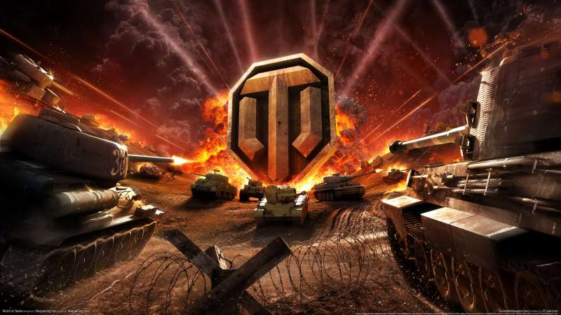 World of Tanks wallpaper or background 02