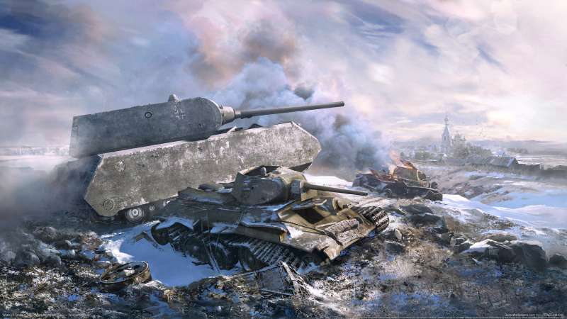 World of Tanks wallpaper or background 05