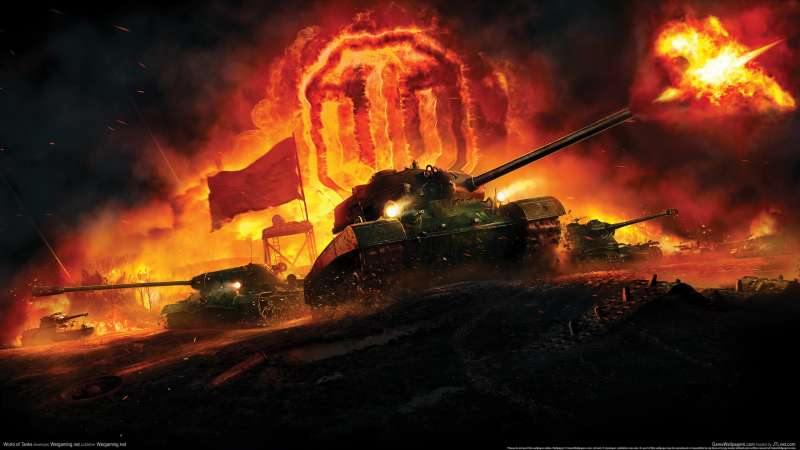 World of Tanks wallpaper or background 06