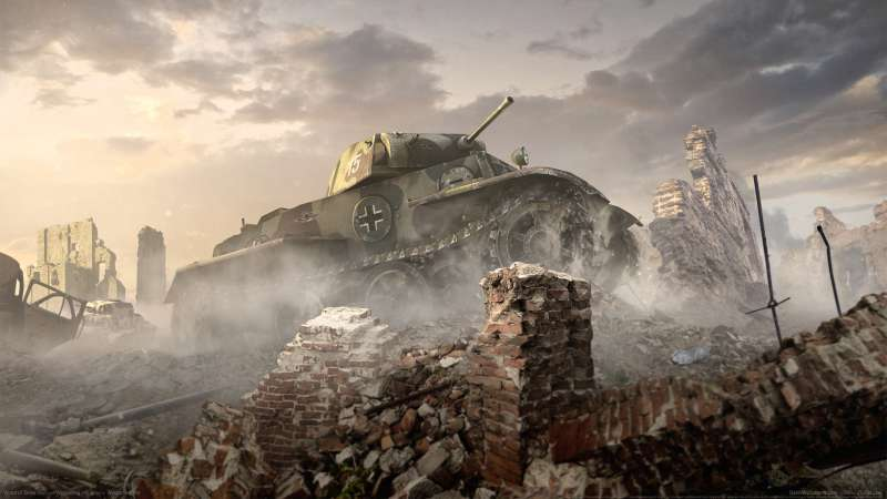 World of Tanks wallpaper or background 07