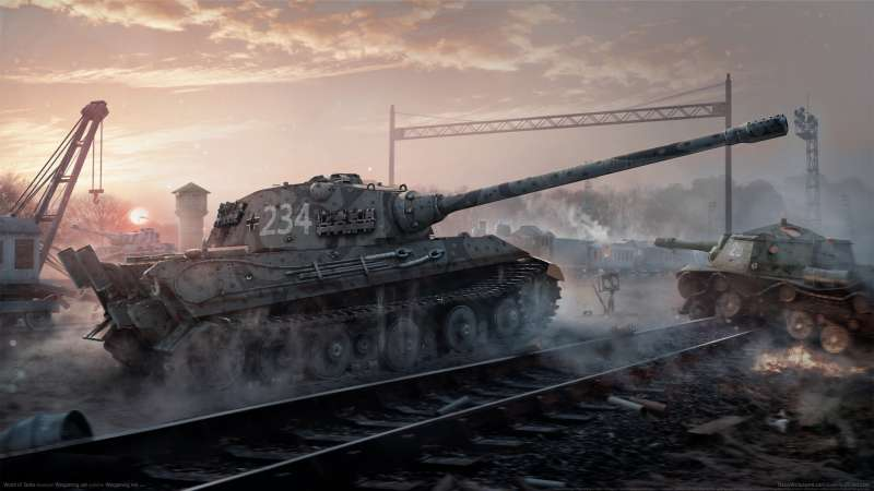 World of Tanks wallpaper or background 10