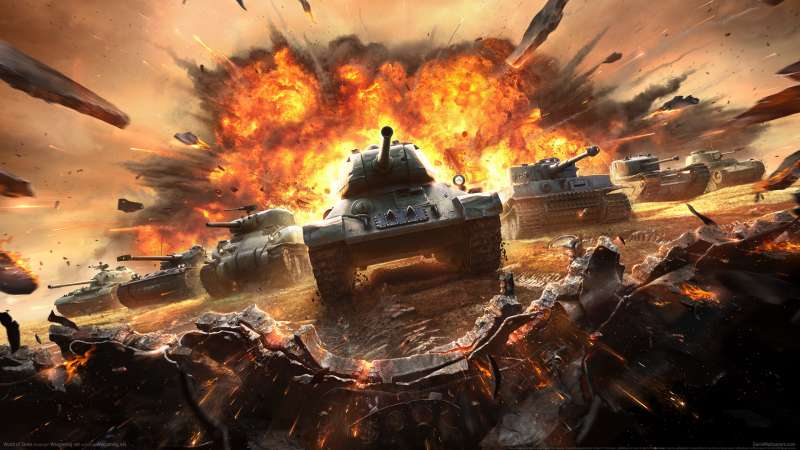 World of Tanks wallpaper or background 13