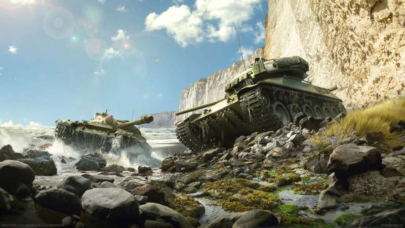 World of Tanks wallpaper or background 18