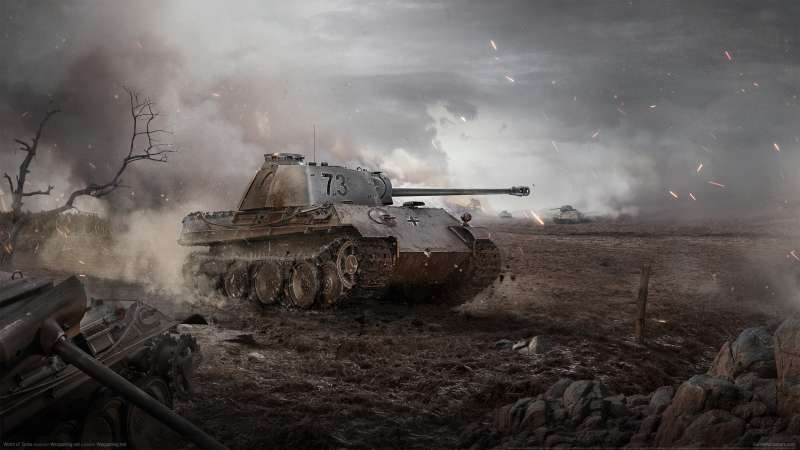 World of Tanks wallpaper or background 25