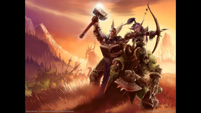 World of Warcraft wallpaper or background 05