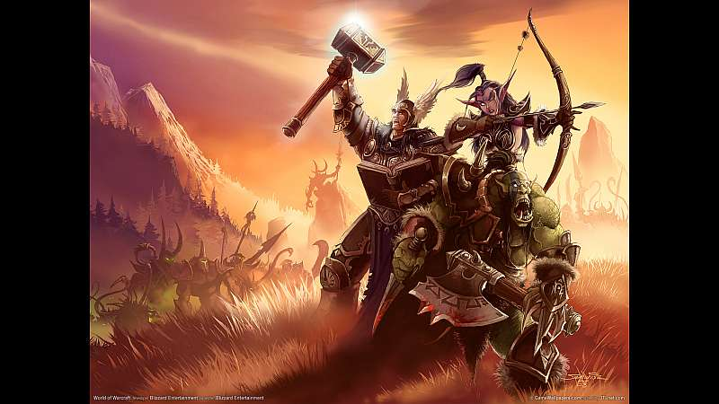 World of Warcraft wallpaper or background