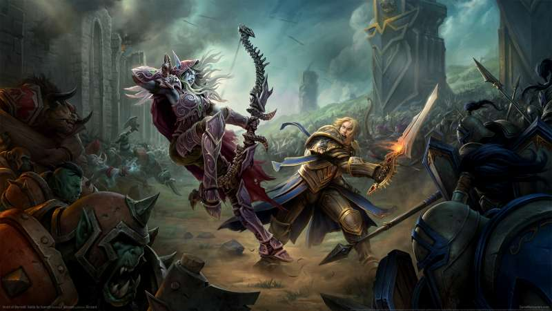 World of Warcraft: Battle for Azeroth wallpaper or background