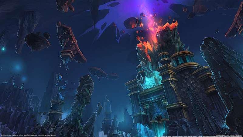 World of Warcraft: Cataclysm wallpaper or background