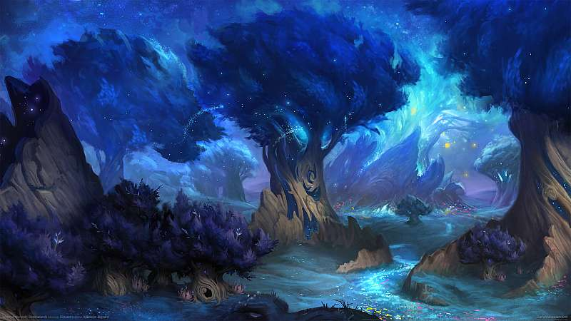 World of Warcraft: Shadowlands wallpaper or background